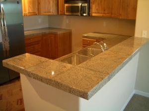 Tile as Alternative to Granite Countertops